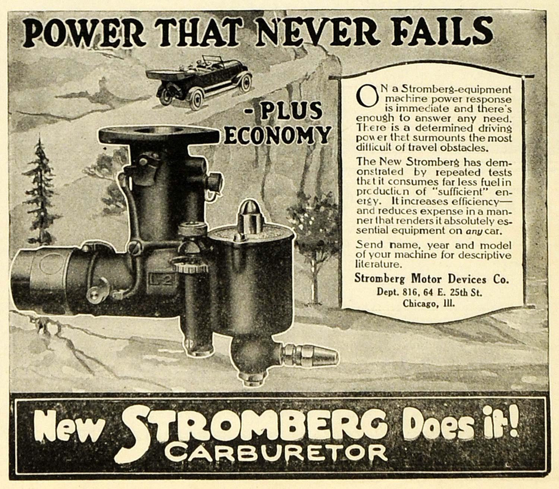 Stromberg Carb. L2 1919