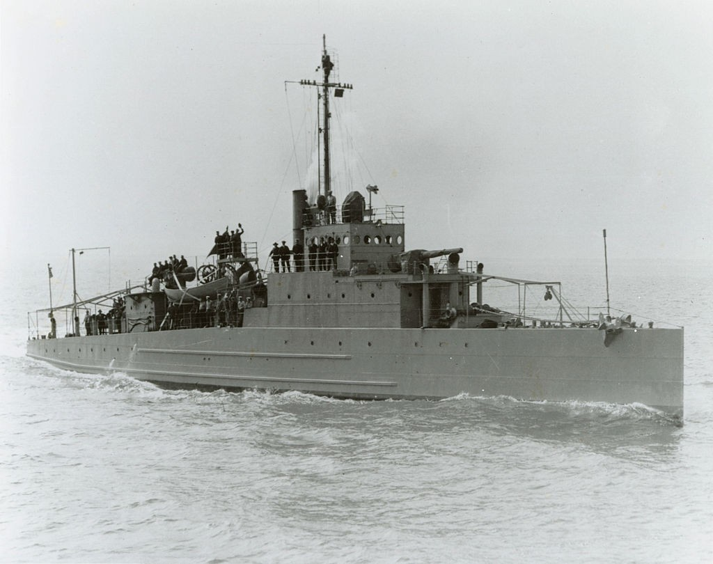 The first Eagle-class patrol craft. Credit to Wikipedia