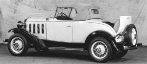 Chevrolet six 1932
