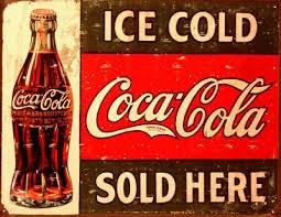 Coca-Cola Bottle and Logo. Credit to Coca-Cola and Alexander Samuelsson