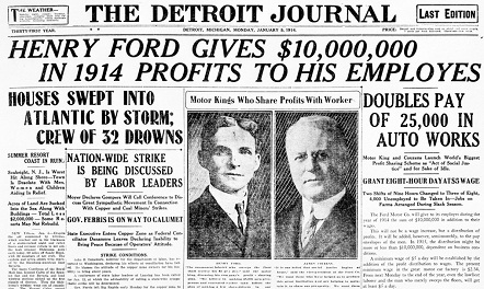 The Detroit Journal 01-05-1914. Credit to THF101429