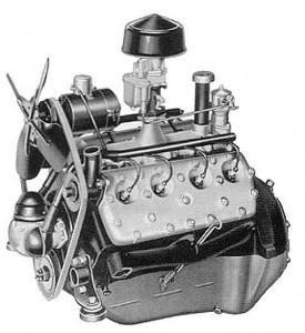 Ford 1932 V8 Engine.