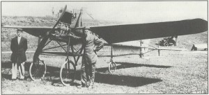 Ford Bleriot Airplane 1909. Credit to The Aviation Legacy of Henry & Edsel Ford.