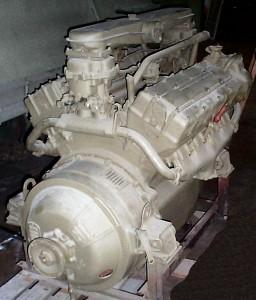 Ford GAA V8. Credit to Wikipedia