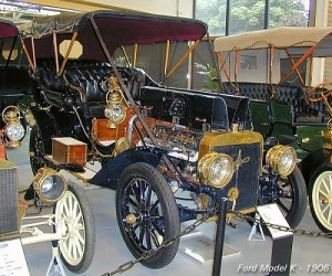 Ford Model K 1906. Credit to ritzsite.nl
