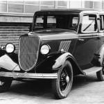 Ford Model Y 1932-33