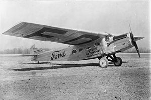 Stout 2AT-2. Credit to Wikipedia