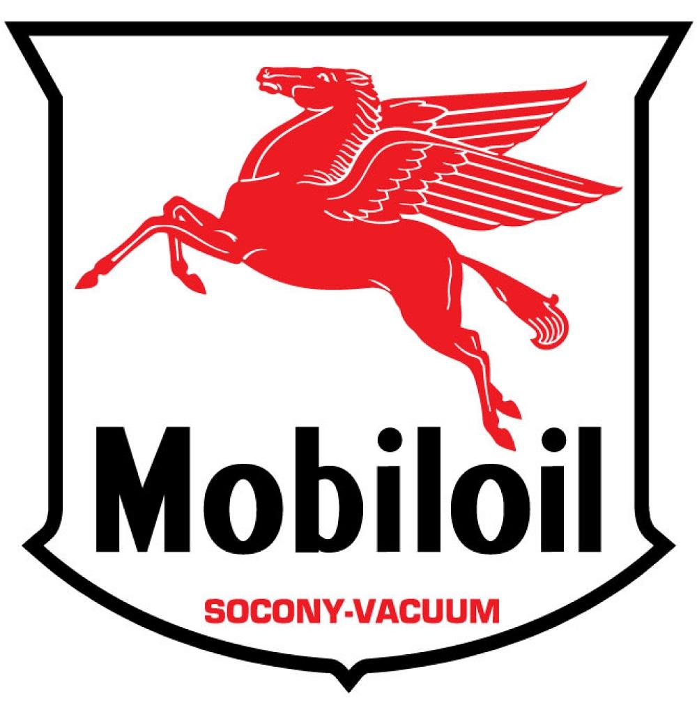 Mobiloil logo 1931