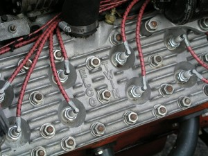 Elco Twin Spark Heads