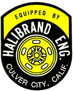 Halibrand Logo. Credit to Roadster.com