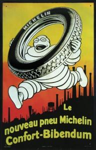 Confort Bibendum Poster