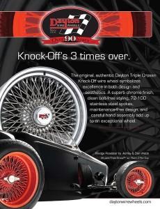 Dayton Wire Wheels Catalog 2007