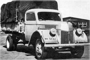 Ford V3000S