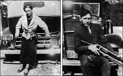Bonnie and Clyde, Ford 1932 car