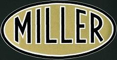 Miller logo.