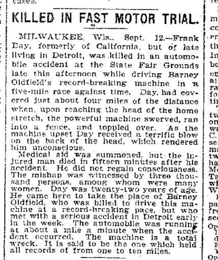 Sad News 1902