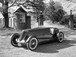 Edsel Ford Special Speedster 1934.