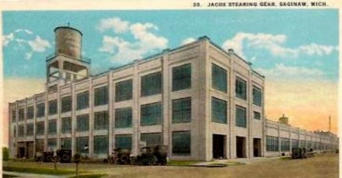Jacox Stearing Gear Plant - Saginaw Michigan USA