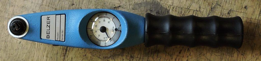 Belzer 0,8 - 4 Nm