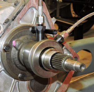 T5 (S10) Hydraulic Thowout Bearing